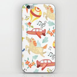 Unicorn Song iPhone Skin