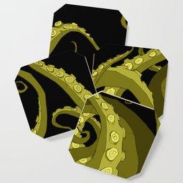 Subterranean - Green Tentacle Coaster