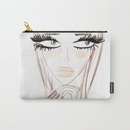 Lady Browny Carry-All Pouch