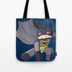 The Blocky Knight - Minecraft Avatar Tote Bag