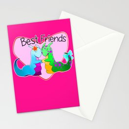 Best Friend Slugs Stationery Cards