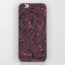 Liquid 2 iPhone Skin