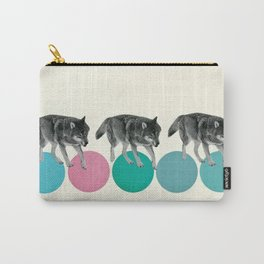 Hungry Wolves Carry-All Pouch