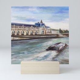 Musée d'Orsay Mini Art Print