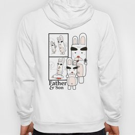 Father & Son  Hoody