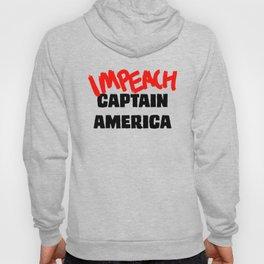 impeach cap Hoody