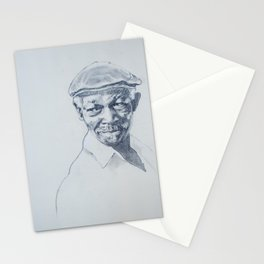 Ibrahim Ferrer de mi corazón Stationery Cards