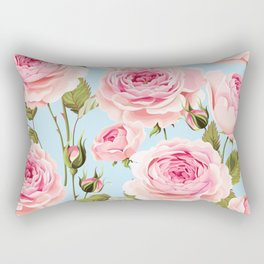 ROSE PARADE Rectangular Pillow