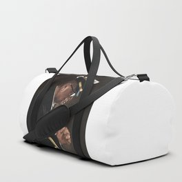 Upon My Knees (LTJG) Duffle Bag