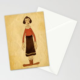 Olive Oyl Stationery Cards