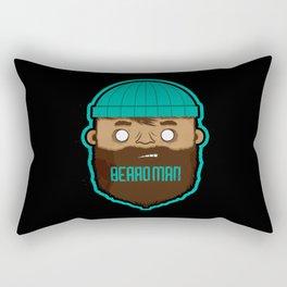 Beardman Rectangular Pillow