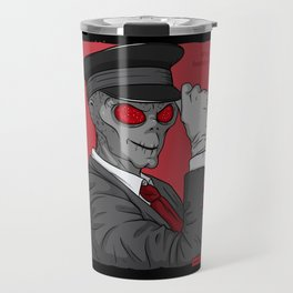 Alien Travel Mug