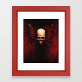 Eros/Thanatos Framed Art Print