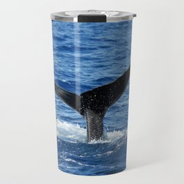 Whale Fluke Travel Mug
