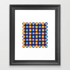 Microphysical 01 Framed Art Print