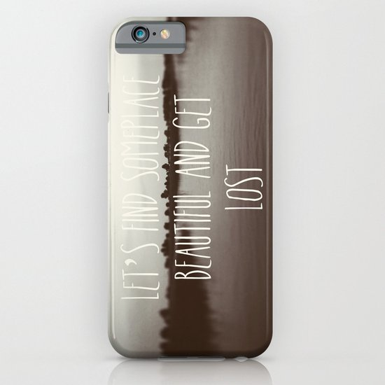 Someplace iPhone & iPod Case