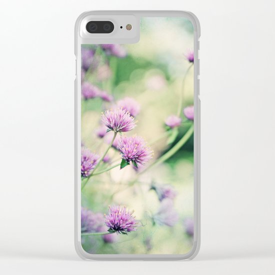 Supplicant Clear iPhone Case