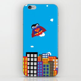 Pengwin that is Super iPhone Skin