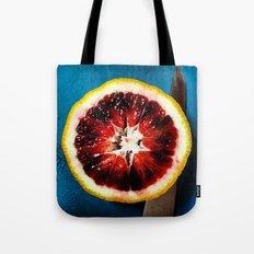 Blood Orange Tote Bag