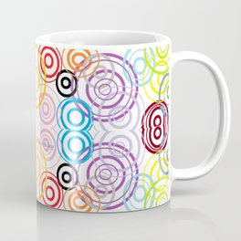 RAINBOW POF EIGHT Coffee Mug
