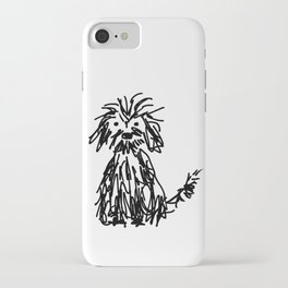 Doggy day iPhone Case