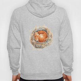 Mouse in the nest Hoody