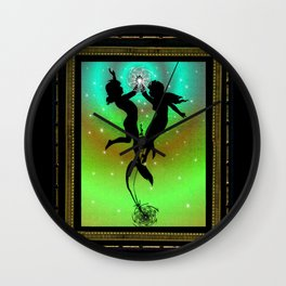 DANCEING IN THE DARK... Wall Clock