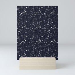 Zodiac Constellations - Scorpio Mini Art Print