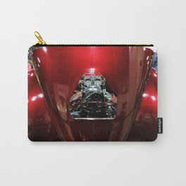 Look Under the Hood Carry-All Pouch