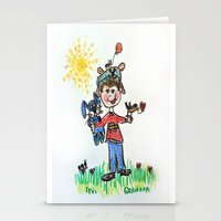 calendars Stationery Cards featuring :: You Are My Sunshine :: by :: GaleStorm Artworks ::
