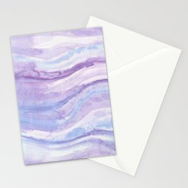 Abstract textile Stationery Cards