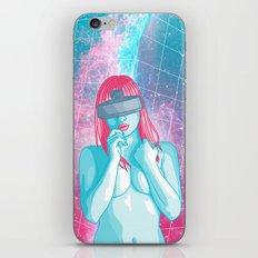 Retrofuturism iPhone & iPod Skin