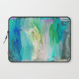 418 - Abstract Colour Design Laptop Sleeve
