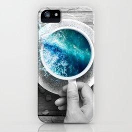 spoondrift II iPhone Case