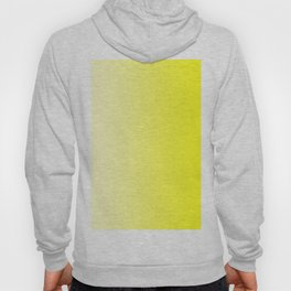 Pastel Yellow to Yellow Vertical Linear Gradient Hoody