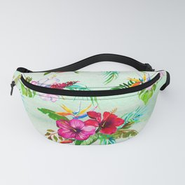 Tropical Summer 20 Fanny Pack