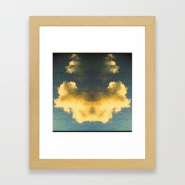 Abstract #45 Framed Art Print