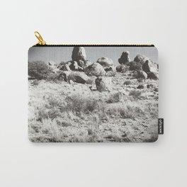 Desert Mushrooms Carry-All Pouch