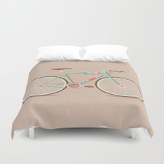 Bicycle Duvet Cover