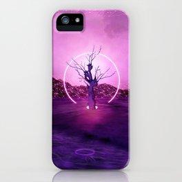 2077 landscape iPhone Case