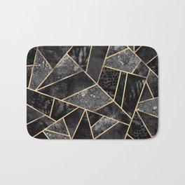Black Stone 2 Bath Mat