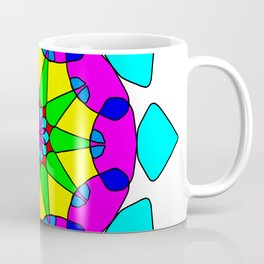 Decorative ethnic vector ornament Coffee Mug
