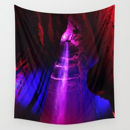 Colorful Falls Wall Tapestry