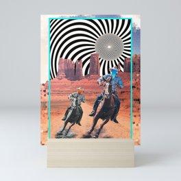 The Sundance Mini Art Print