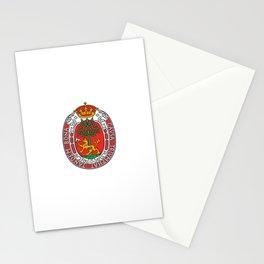 flag of Kristiansand Stationery Cards
