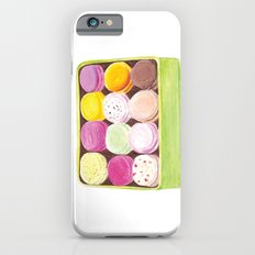 Macarons iPhone 6s Slim Case
