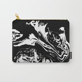 Black liquid ink 5 Carry-All Pouch