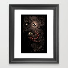 Element of Surprise Framed Art Print