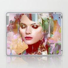 Vengeance of a betrayed woman Laptop & iPad Skin