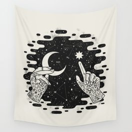 Look to the Skies Wall Tapestry
